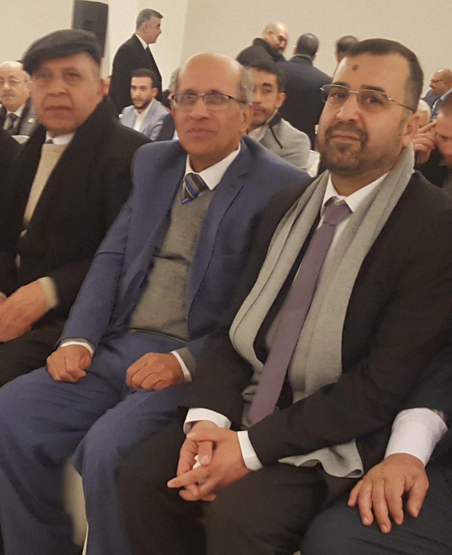 جاهة لخطوبة ابن  الزميل الدكتور خليل الرواشده ( 2020-3-11 )