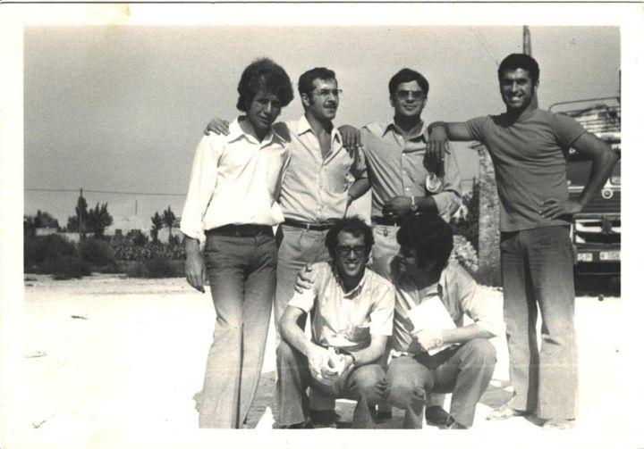 ألا ليت الشباب يعود يوما : بلنسيا – اسبانيا 20- اغسطس 1972 ميلادي