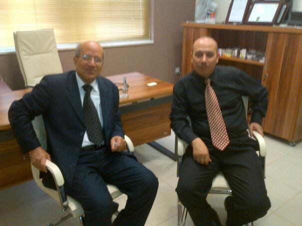 افتتاح عيادة  الدكتور نائل الشوبكي استشاري امراض القلب والشرايين والقسطرة العلاجية 6 — سبتمبر 2012
