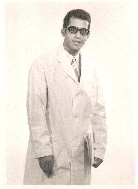 صورة من الذاكره : نعيم ابو نبعه .سبتمبر 1968 م