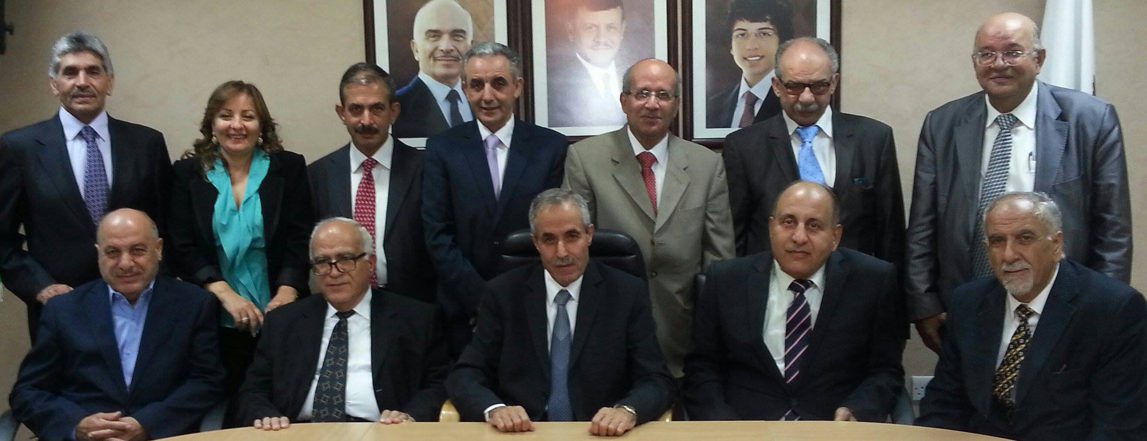 مجلس نقابه الاطباء الأردنيه الأثنين 29–9–2014