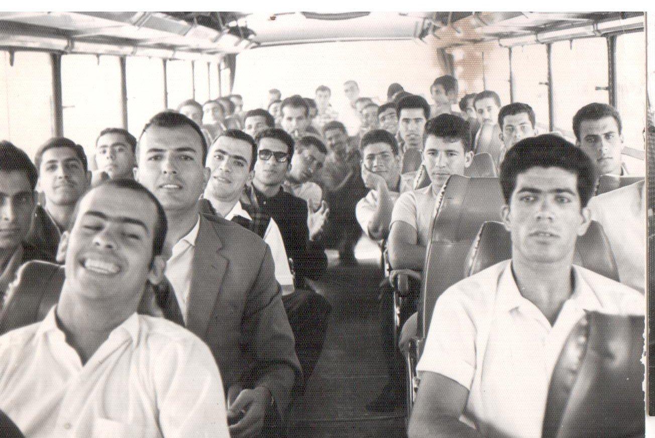 من الذاكره – رحله نظمتها جامعة بلنسيا 2-10-1968